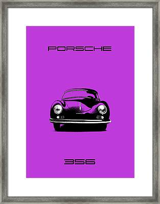 356 Framed Print by Mark Rogan