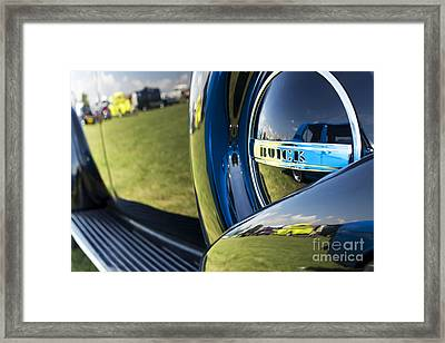 37 Buick 8 Framed Print by Tim Gainey