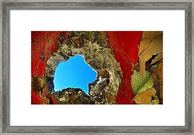 377 At 41 Series 4 Framed Print by Skip Hunt