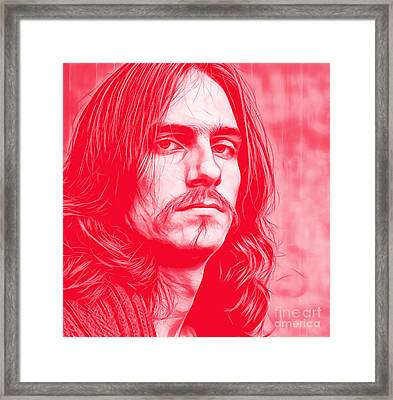 James Taylor Collection Framed Print by Marvin Blaine