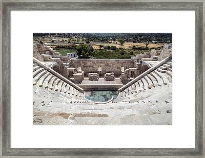 Patara - Turkey Framed Print by Joana Kruse
