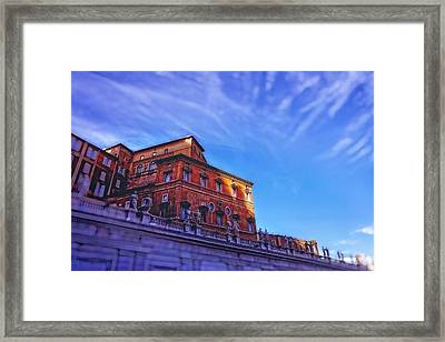 Rome Framed Print by HD Connelly