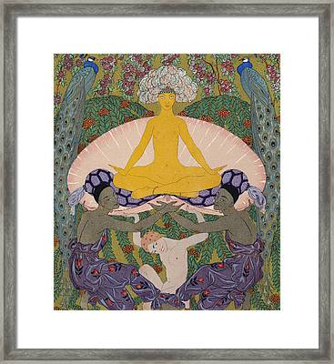 Scheherazade Framed Print by Georges Barbier
