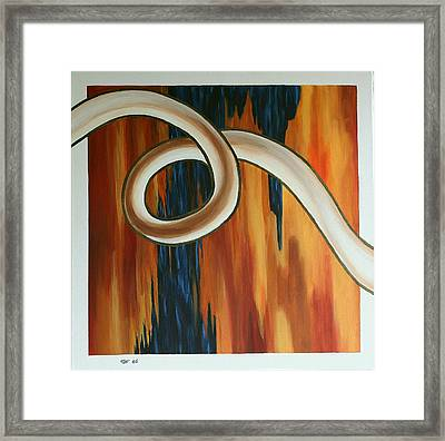 Untitled Framed Print by Christiane Schulze Art And Photography