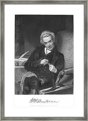 William Wilberforce Framed Print by Granger
