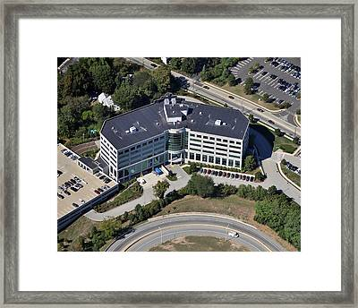 401 Plymouth Road Plymouth Meeting Pensylvania 19462 Framed Print by Duncan Pearson