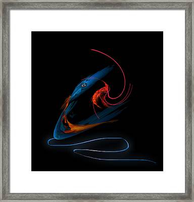 4077 Framed Print by Peter Holme III