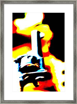 45  Framed Print by Michael Ledray