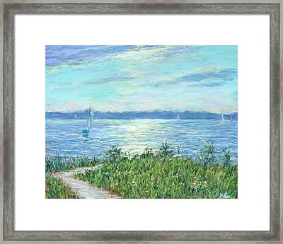4th Of July Framed Print by Michael Camp