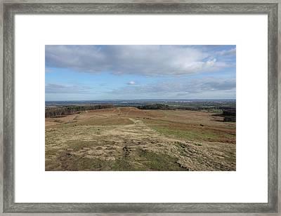 Bradgate Park Framed Print by Mark Severn