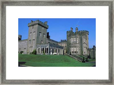 Dromoland Castle In Ireland Framed Print by Carl Purcell