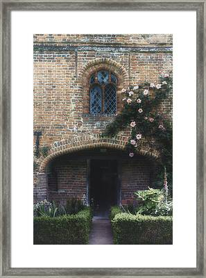 English Cottage Framed Print by Joana Kruse