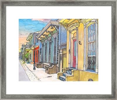 50 Framed Print by John Boles
