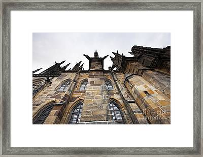 Prague Framed Print by Andre Goncalves