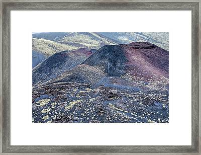 Etna - Sicily Framed Print by Joana Kruse