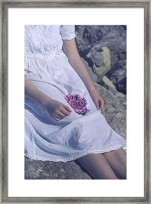 Flowers Framed Print by Joana Kruse