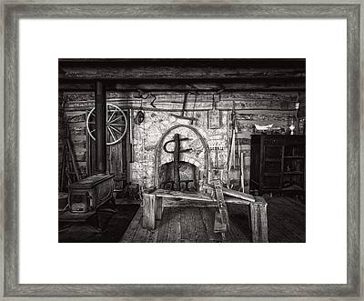 The Good Old Days Framed Print by Mountain Dreams