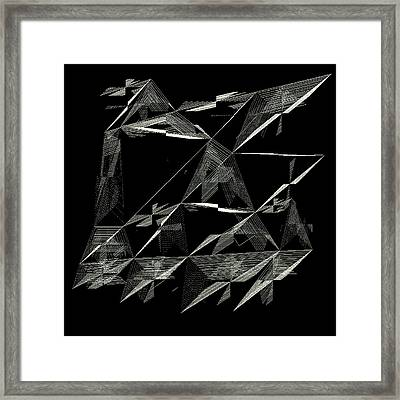 6144.2.3 Framed Print by Gareth Lewis