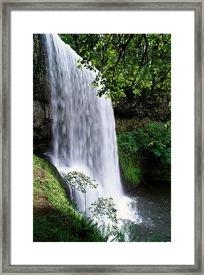 View Of Oregon Framed Print by Greg Vaughn - Printscapes