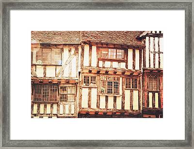 Old House Framed Print by Tom Gowanlock