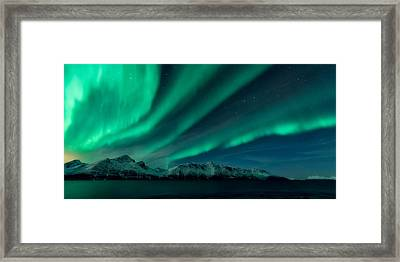 9 In The Afternoon Framed Print by Tor-Ivar Naess