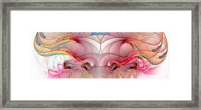 990 Framed Print by Lar Matre