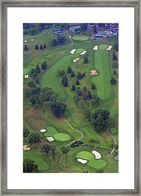 9th Hole Sunnybrook Golf Club 398 Stenton Avenue Plymouth Meeting Pa 19462 1243 Framed Print by Duncan Pearson