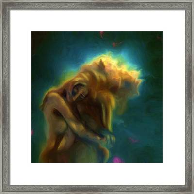 A Beautiful Dream Framed Print by Shelley Bain