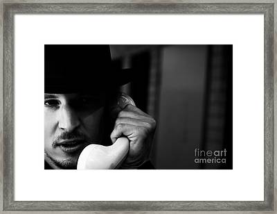 A Call Of Ransom Framed Print by Jorgo Photography - Wall Art Gallery