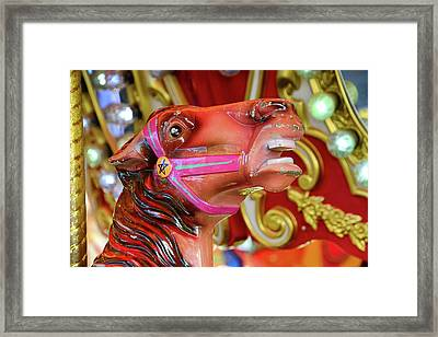 A Child's Favorite Framed Print by Mike Martin