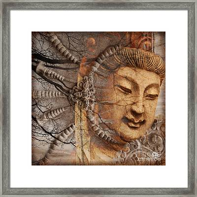 A Cry Is Heard Framed Print by Christopher Beikmann