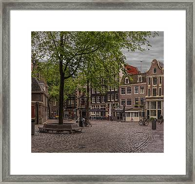 A Damp Morning Framed Print by Capt Gerry Hare