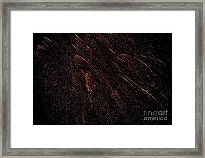 A Dream Of The Cosmos Framed Print by Ken DePue