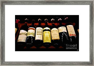 A Fine Selection Framed Print by David Lee Thompson