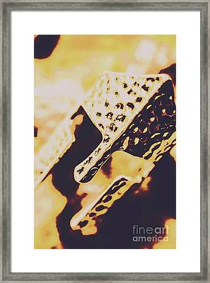 A Knights Guard Framed Print by Jorgo Photography - Wall Art Gallery