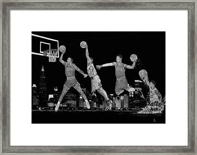 A Legacy To Follow Framed Print by Adam Schweihs