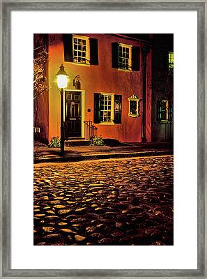 A Night In Charleston Framed Print by Eggers   Photography