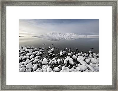A Quiet Place Framed Print by Liloni Luca