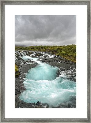 A Reason To Go Framed Print by Jon Glaser