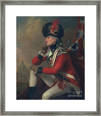 A Soldier Called Major John Andre Framed Print by English School