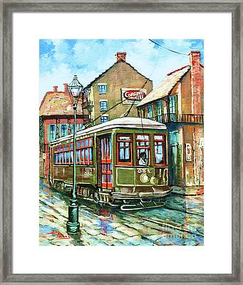 A Streetcar Named Desire Framed Print by Dianne Parks