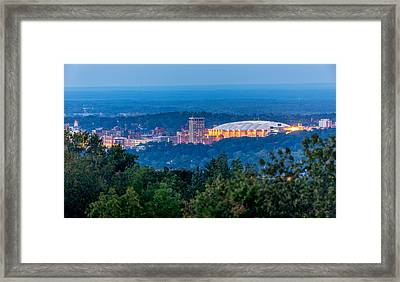 A View To Remember Framed Print by Everet Regal