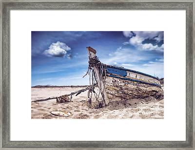 Abandoned Framed Print by Amanda And Christopher Elwell