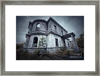 Abandoned Framed Print by Svetlana Sewell