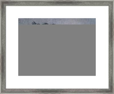 Abraham's Oak Framed Print by Henry Ossawa Tanner