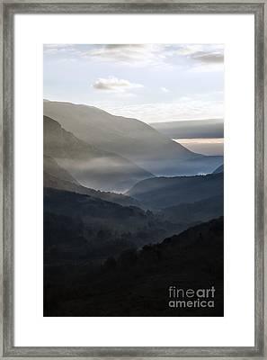 Abruzzo National Park Framed Print by Luigi Morbidelli
