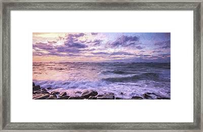Absense Of Sunlight II Framed Print by Jon Glaser