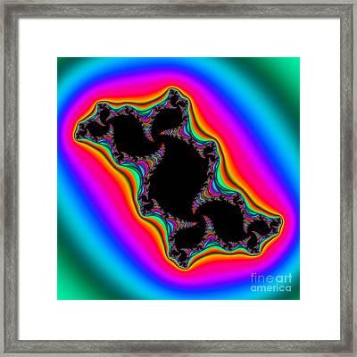 Abstact 05 Framed Print by Rolf Bertram