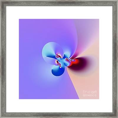 Abstract 234 Framed Print by Rolf Bertram