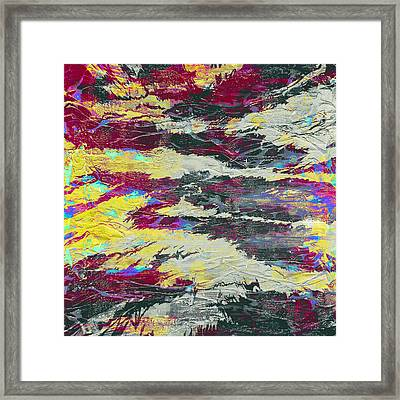 Abstract Abnormality B Framed Print by Filippo B